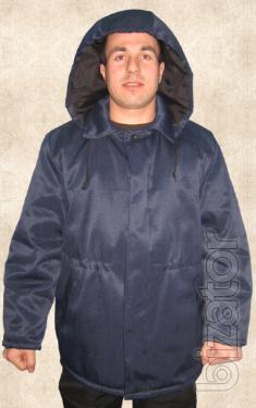 Jacket cotton blue Optima T.