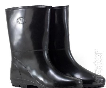 """Rubber boots women's """"gloss"""""""