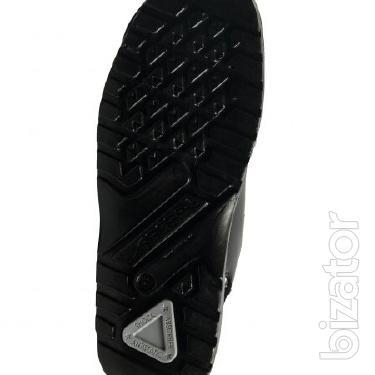 Clogs Abeba 1035, men's, black