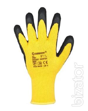 Petrax Studio gloves acrylic winter