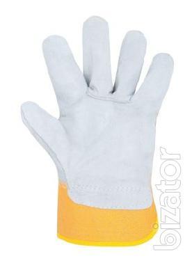 Gloves spilkovye, combined Elton