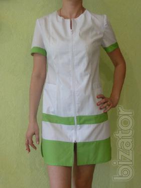 Women's medical gown Bee