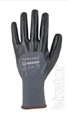 Working gloves Nitrax wave