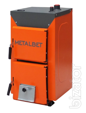 Solid fuel boilers in European production Metalbet (Metalbest) with compensation of 35% of the cost.
