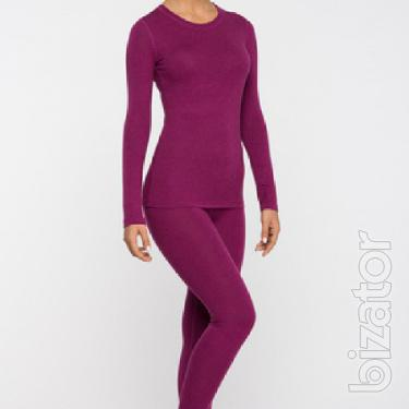Women's thermal underwear 019