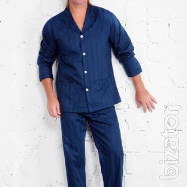 Pajamas coarse calico