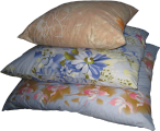 Pillow down-feather