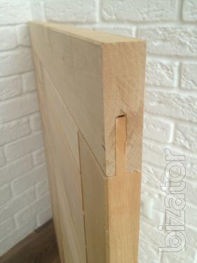 Countertop wood: alder
