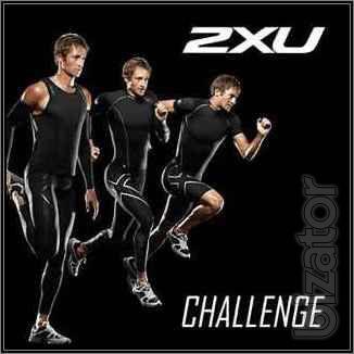2XU sports compression clothing in Kiev,Ukraine