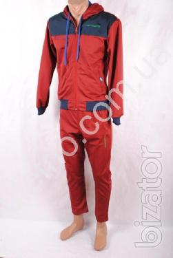 Men's sports suits wholesale from 349 UAH