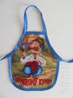 """Sell apron on the bottle """"Crashaw godfather"""""""