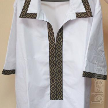 Embroidery mens