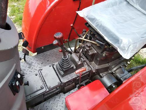 Mini-tractor Xingtai XT-244XL (Xingtai XT-244XL)