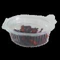 30ml plastic gravy boat with hinged lid 100pcs