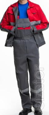 The suit is for work the summer of TK.Greta, grey-red
