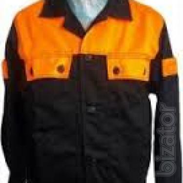 Jacket operating