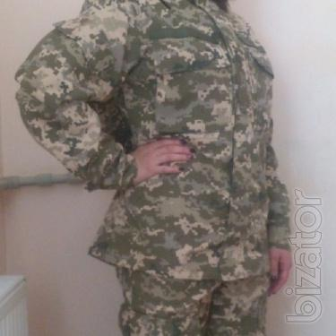 Costume military field