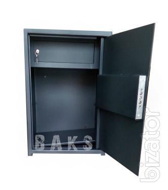 Safe accounting - B-6ТП