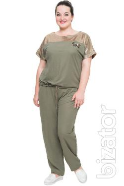 Women's clothing from the manufacturer