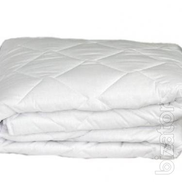 Blanket quilted silicone