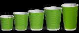 Ruffled Lettuce cups 110ml