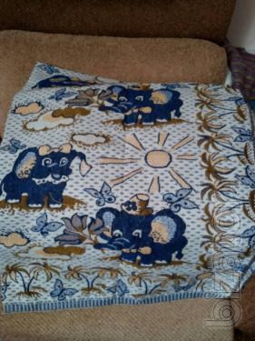 Baby blanket tapestry 100*145