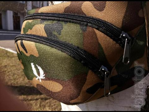 Fashionable waist bag Fred Perry