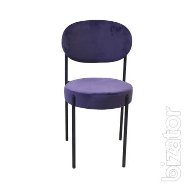 The chair in the living room model 430 (Purple)