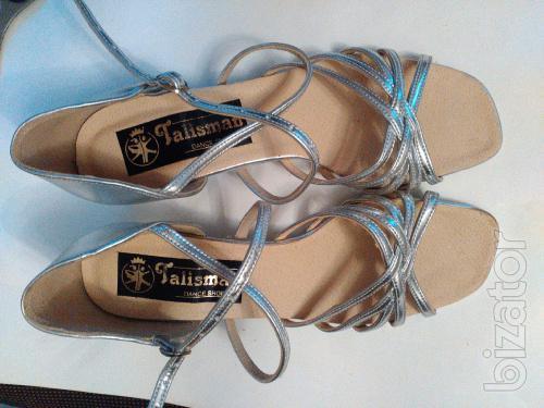 Dance shoes girl's ballroom dance