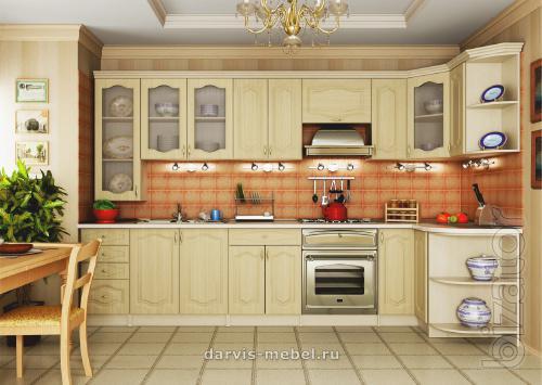 Furniture factory Darvis - modular kitchen
