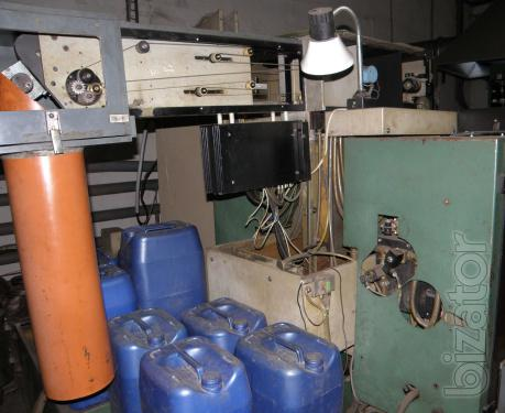 Charmilles Robofil CH 552 EDM machine
