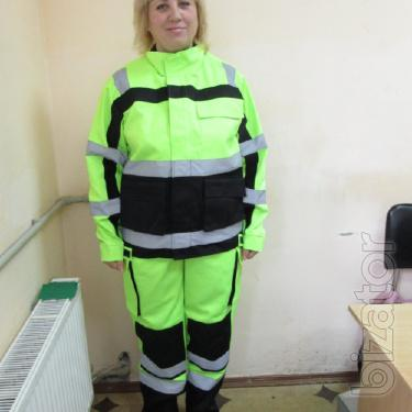 Costume female signal
