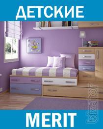Custom furniture - kitchens, halls, walls, bedrooms, nurseries