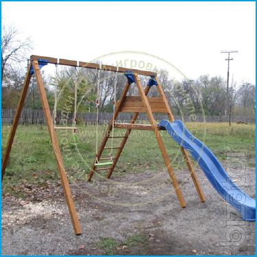 Playgrounds from manufacturer PE Podolko.
