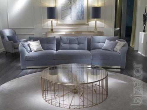 Italian sofas, elite leather sofas