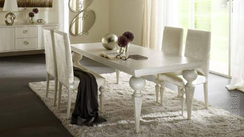 Italian tables and chairs