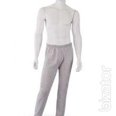 Pants footer