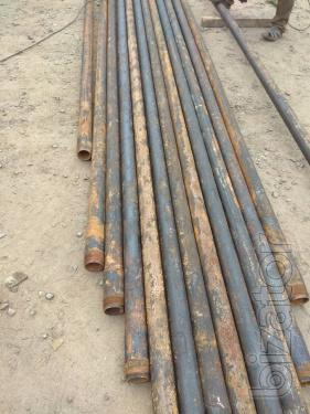 Pipe 42*3; 51*3; 57*3; tubing 73 ; I-beam 32; 20-30; 36; channel 20; tape OTS. 0,22 220