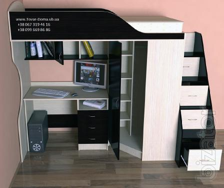 With a table Bed free deliver to Ukraine. Hurry!