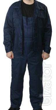 A bib with a jacket , maybe. Defensa, sin, etc.