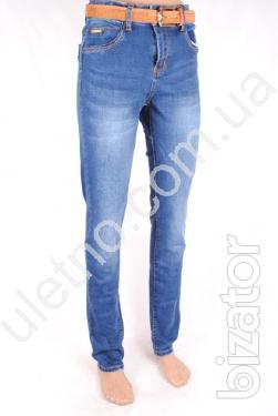 Womens jeans jacket and tight wholesale from 200 UAH
