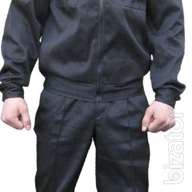 Suit guard jacket