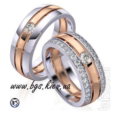 Wedding rings on order