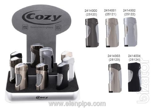 Gift lighters for cigars, cigarettes, gas turbo flame, wholesale retail