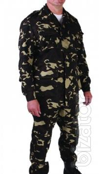 Costume camouflage military field