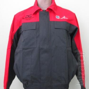 Jacket working jacket
