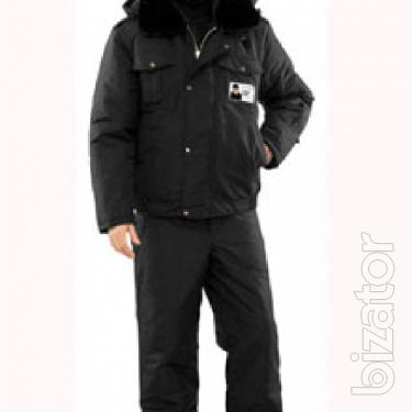 Jacket mens insulated Security