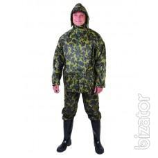 Waterproof working suit