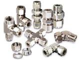 Tube fittings and threaded fittings (stainless.steel)