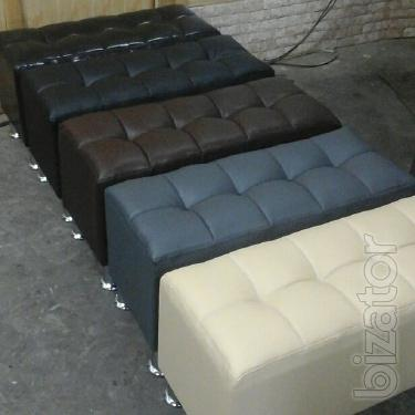 Ottoman bench from manufacturer